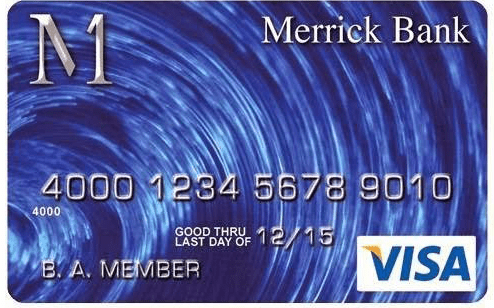 Merrick Bank Credit Card Activation www.merrickbank.com/activate