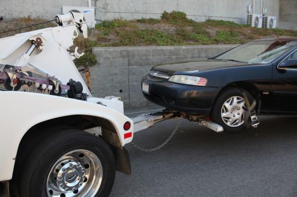 National Insurance Crime Bureau Bandit Towing Scams