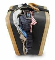 home insurance for lost luggage