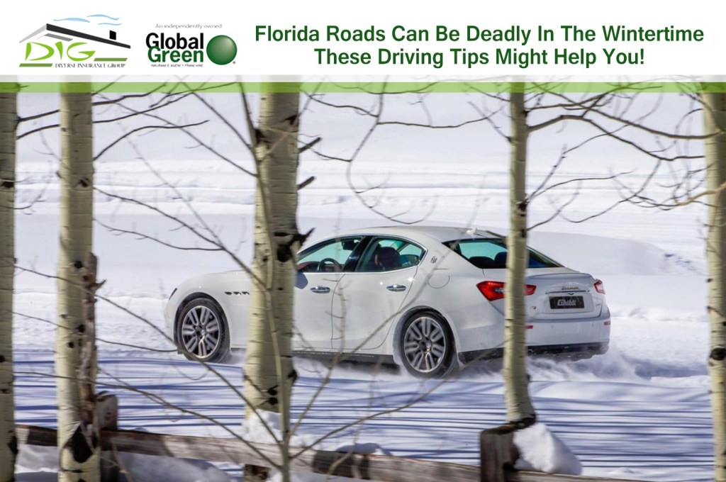 Florida Roads-winter driving tips
