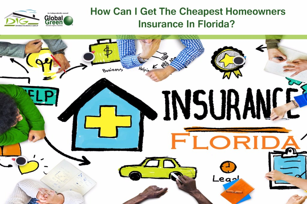 Cheap Homeowners Insurance Florida
