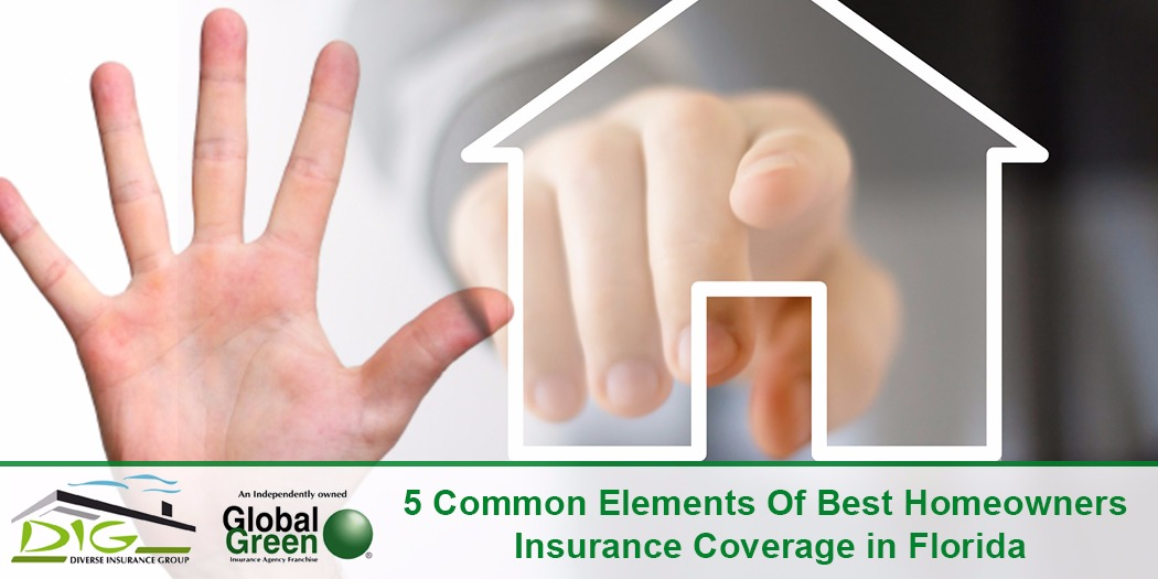 5 Common Elements Of Best Homeowners Insurance Coverage In Florida