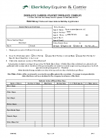 Horse Riding Clubs and Assn -09-17