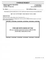 M107a – e-Check Authorization