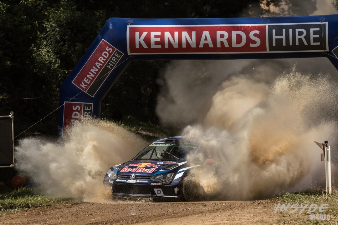 World Rally Championship - Event Coverage