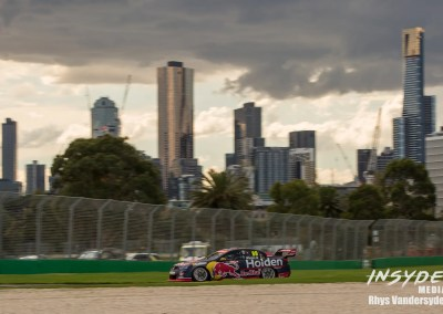 Virgin Australia Supercars at the Australian Grand Prix for 2017