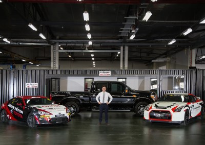 Photo Shoot: Brian Hilton Motorsport Launch