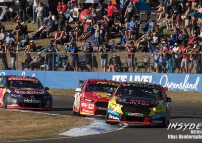 Virgin Australia Supercars Round 8 for 2017 at Queensland Raceway