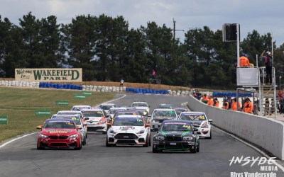 Photo Gallery: Shannons Nationals Round 7 Wakefield Park