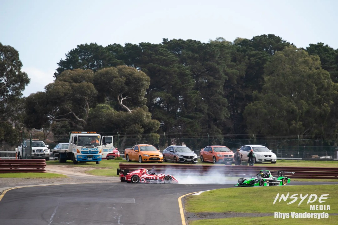 Shannons Nationals at Sandown Raceway