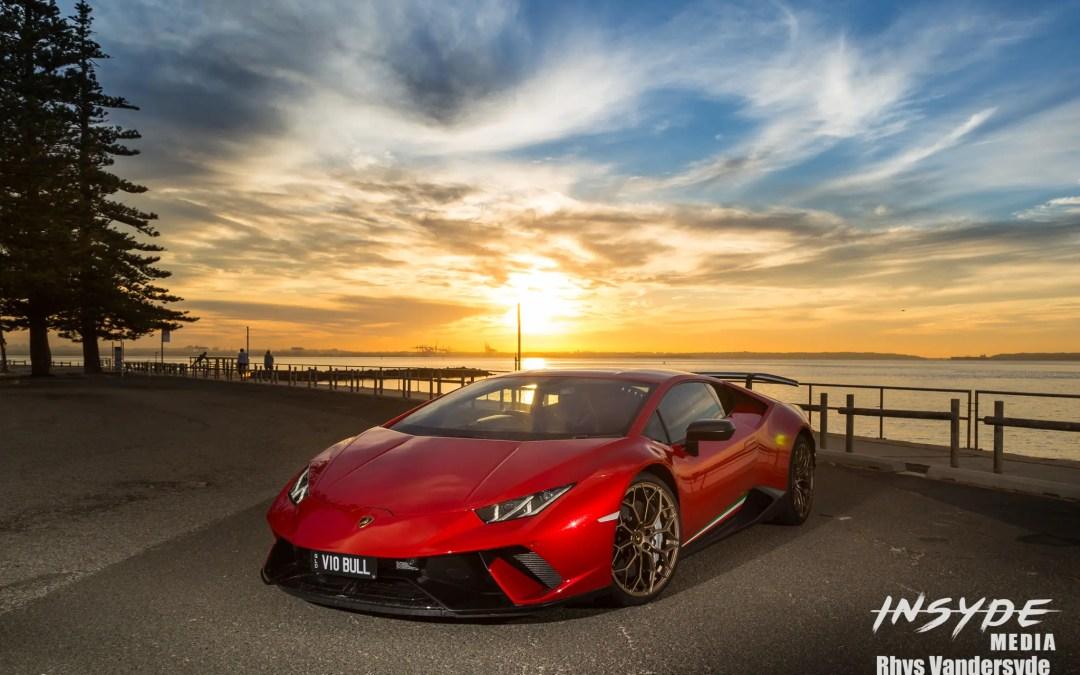 Photo Shoot: Lamborghini Huracan Performante