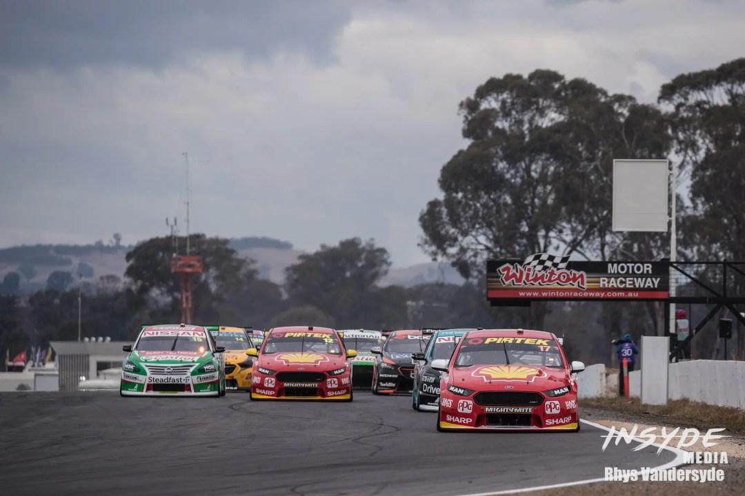 Virgin Australia Supercars - Round 6 - Winton