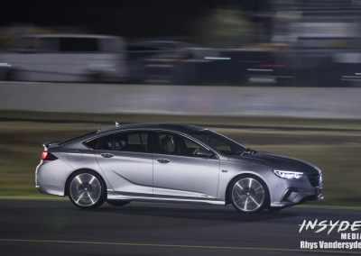 Sydney Motorsport Park Night Test