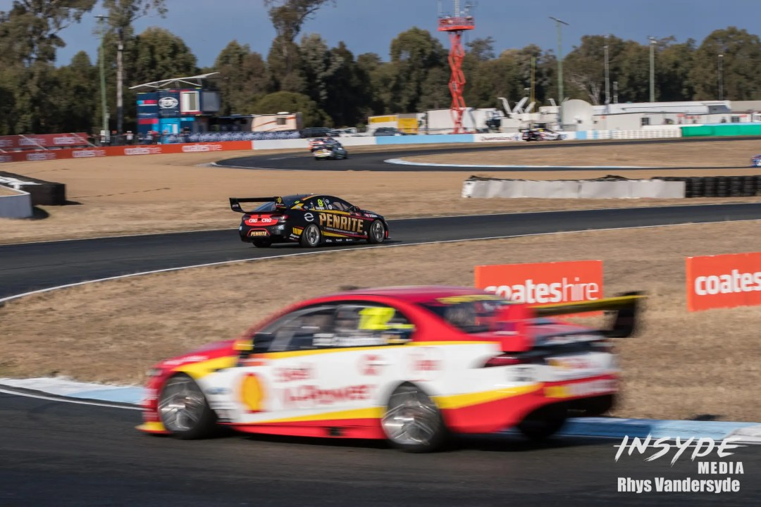 Virgin Australia Supercars - Round 9 - Queensland Raceway