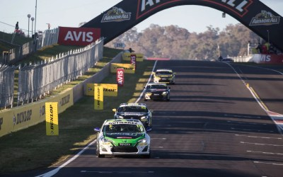 Character building weekend at Bathurst for George Gutierrez – Press Release