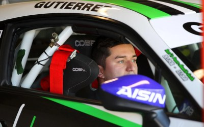 George Gutierrez to bounce back at Bathurst – Press Release