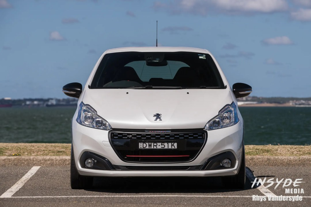 Photography: Peugeot 208 GTi