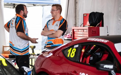Lachlan Gibbons talks about racing in the Toyota 86 Racing Series plus much more