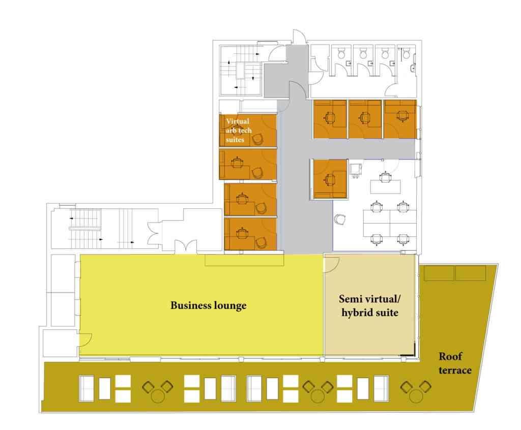 Venue Floor Plan Rates International Arbitration Centre