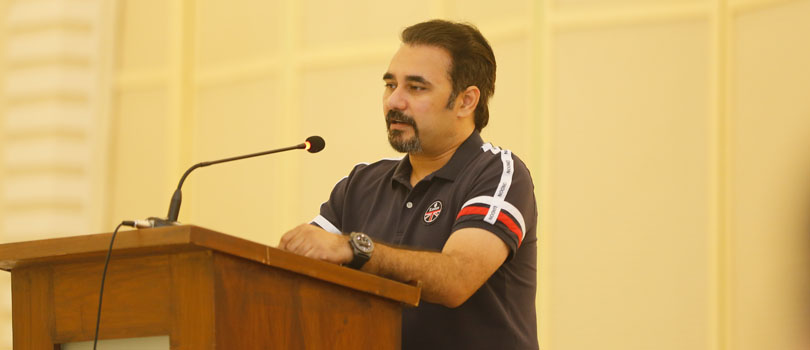Intagleo CEO Amar Ali