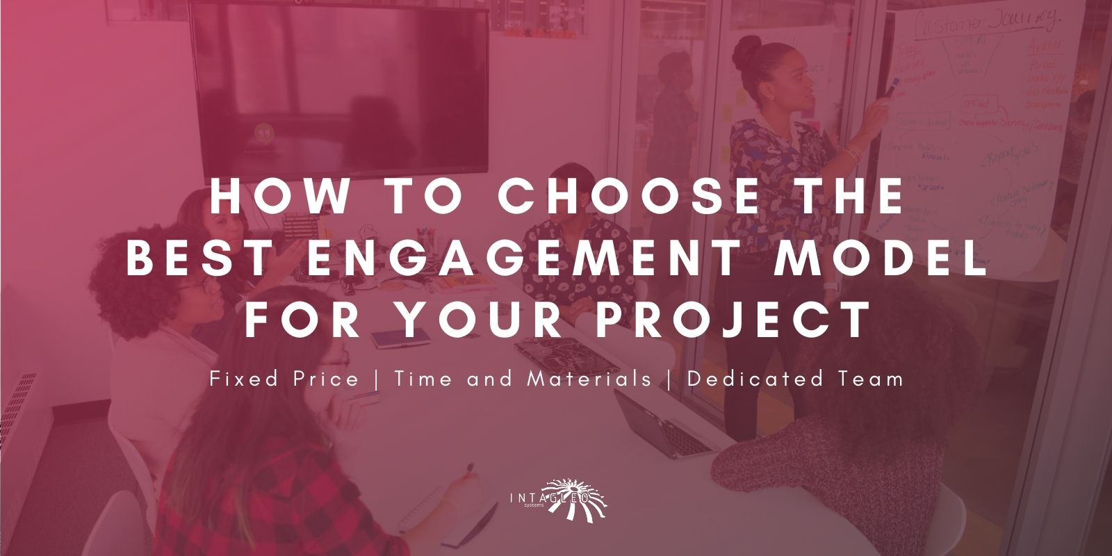 How to Choose the Best Engagement Model for Your Project (Fixed Price | Time and Materials | Dedicated Team)