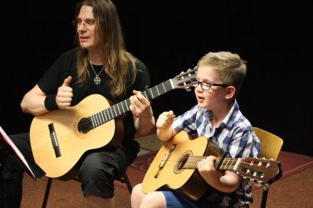 Sommer-Schulkonzert und Tag der offenen Tür @ intakt Musikbühne