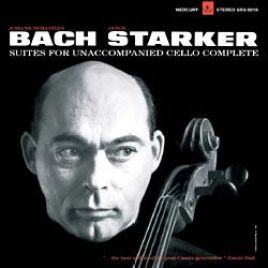 Bach – Suites For Unaccompanied Cello Complete