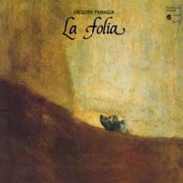 Gregorio Paniagua : La Folia Da La Spagna