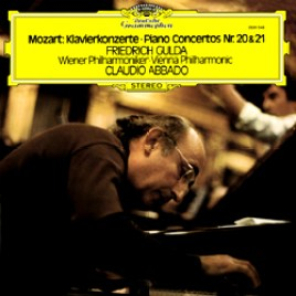 Mozart – Concerto for Piano and Orchestra Nos. 20 & 21