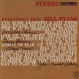 Bill Evans Trio –  Everybody Digs Bill Evans