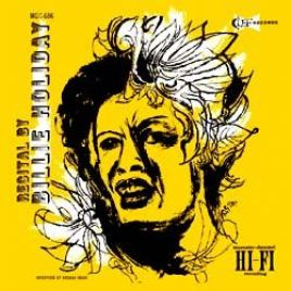 Billie Holiday – Recital by Billie Holiday