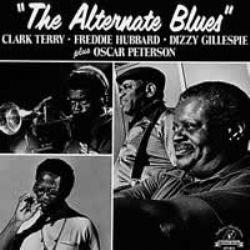 "Clark Terry / Freddie Hubbard / Dizzy Gillespie / Oscar Peterson – ""The Alternate Blues"