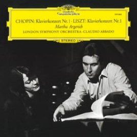 Chopin – Concerto for Piano and Orchestra No.1 / Liszt – Concerto for Piano and Orchestra No. 1