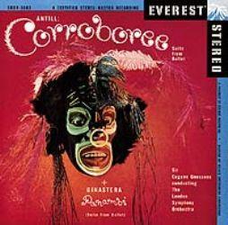 Antill – Corroboree / Ginastera – Panambi