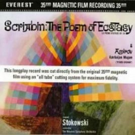 Scriabin – The Poem of Ecstasy / Amirov – Azerbaijan Mugam
