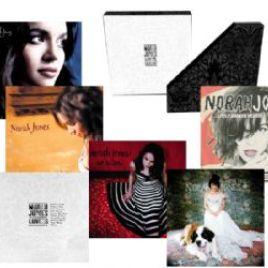 Norah Jones – The Vinyl Collection Box Set