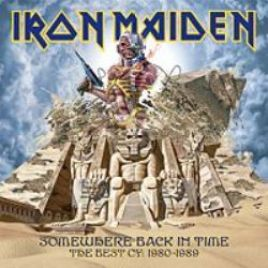 Iron Maiden – Somewhere Back in Time / The Best of: 1980-1989