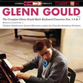 Glenn Gould – The Complete Glenn Gould Bach Keyboard Concertos Nos. 1-5 & 7