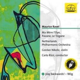 Maurice Ravel – Ma mere l'Oye, Pavane, Le Tzigane