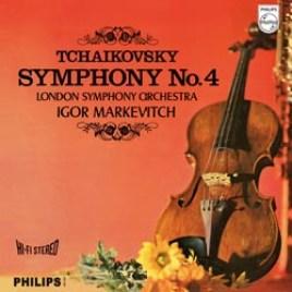 Tchaikovsky – Symphony No.4 in F minor Op.36