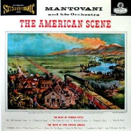 Mantovani : The American Scene