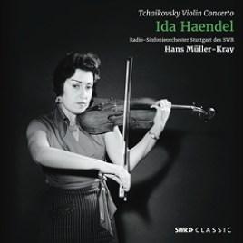 Tchaikovsky Violin Concerto : Ida Haendel