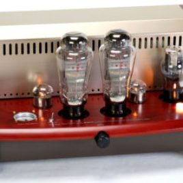 Yamamoto Sound Craft : Vacuum tube power amplifier A-011 (2A3 single, with RCA 2A3 tubes)