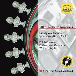 Ludwig van Beethoven : Symphonies Nos. 1,2 + 8