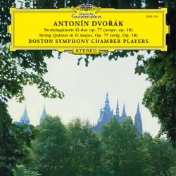 Dvorak : String Quintet in G major