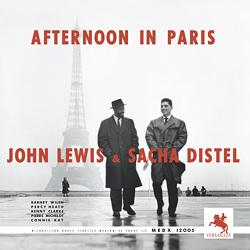 John Lewis & Sacha Distel : Afternoon In Paris