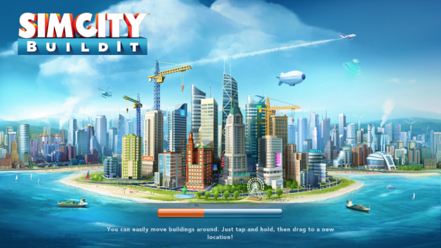 SimCity BuildIt app