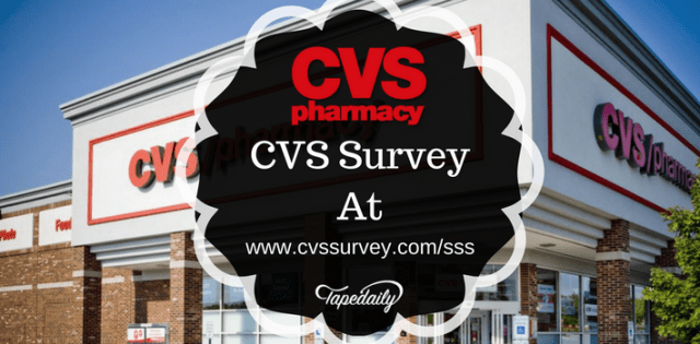 Cvs survey com