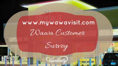 MyWawaVisit survey