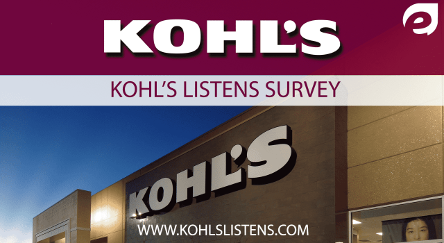 kohlslistens survey